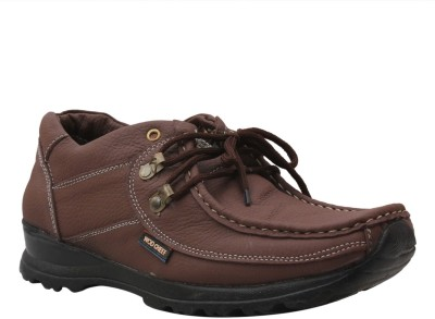 Leather Soft Casuals Shoes