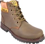 Walk Free Edward Boots (Brown)