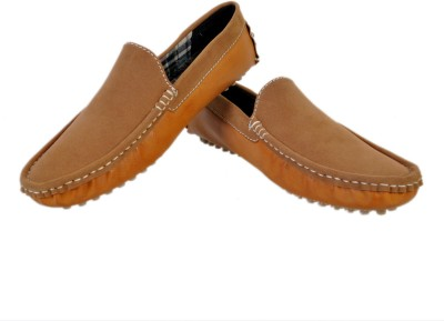 Stylords Mighty Tan Loafers Loafers