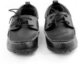 Nexinis Handmade Summer Loafers (Black)