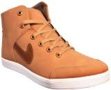 Huggati Casual Shoes (Tan)