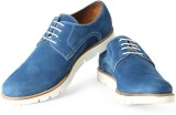 Louis Philippe Casual Shoes (Blue)