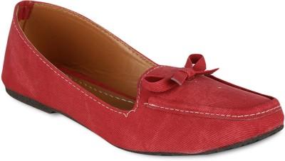 Zachho Hc97-Red Loafers