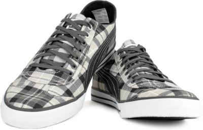 Puma 917 Gr Lo DP Men Low Ankle Sneakers(Black, Grey)