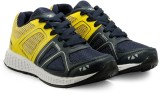 Density Laser Running Shoes (Blue, Yello...