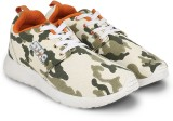 Stag Camo Full Sneakers (Green)