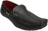 Venustas Loafers (Black, Grey)