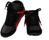 Stylish Fashion Casuals (Black, Red)