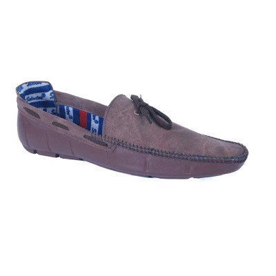 Groofer Brown Loafers