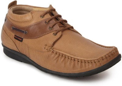 Red Chief RC1199 Men Tan Formal Lace Up(Tan)