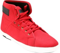 Bacca Bucci Red Sneakers