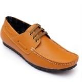 Brauch Casual Shoes (Tan)