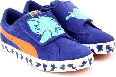 Puma Puma S Vulc Tom & Jerry Kids Sneakers