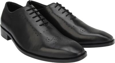 Brigit Executive Shoes Black Lace Up