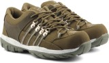 Golden Sparrow Running Shoes (Olive)