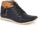 Semana Causal Shoes (Black)