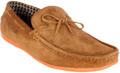 Merashoe Msc8028-Tan Loafers