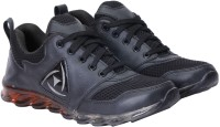 Kraasa Sports Running Shoes, Cricket Shoes, Walking Shoes(Black) best price on Flipkart @ Rs. 499