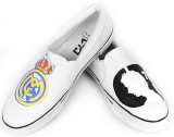 F-Gali Real Madrid Casual Shoes (Multico...