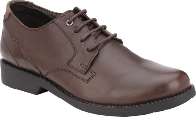 Delize Sd323-Brown Lace Up