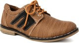 Glatt Casual Shoes (Camel)