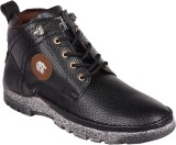 Affican Warrior Boots (Black)