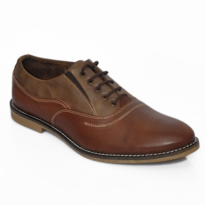 Stylox Brown Casual Shoes