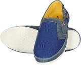 Zezile Blue Loafers (Blue)
