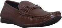 Shine Walk Loafers(Brown)