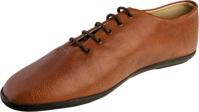 Hidesign Twiggy Light Brown Casual Shoes
