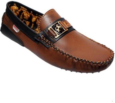 LeeQube Revo Drive B Loafers