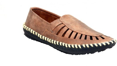 Wave Walk Stylish Beize Casual Shoes