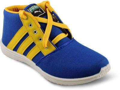 Amvi Abibas Blue Casuals Shoes