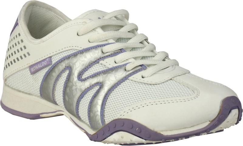 Ronaldo Madonna Running Shoes(White)