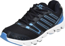 Campus BERLIN Running Shoes(Navy, Silver)