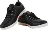 Cefiro 1290 Casual Shoes (Black)