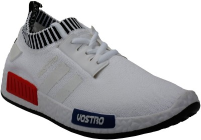 Vostro VOLIA XS Running Shoes(White)