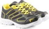 Golden Sparrow Running Shoes (Black, Yel...