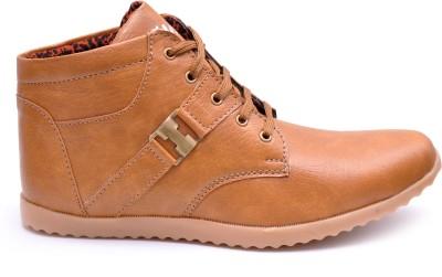 Vansky Stylish High Ankle Boots