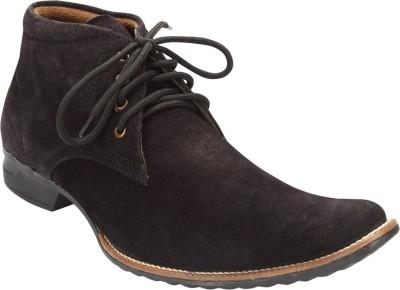 Savie Shoes JMSS3-Black Boots
