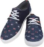 Krafter Sneakers (Blue)