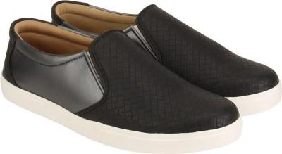 Quarks Loafers(Black)