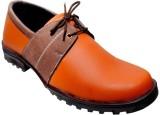 Falcon Casuals Shoe (Tan)