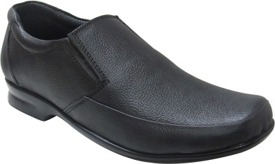Zikrak Exim Stylish Genuine Leather Slip On Shoes