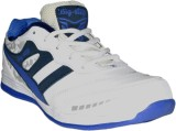 Leather Chief Running Shoes (Blue)