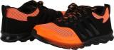 Hocky Running Shoes (Black, Orange)