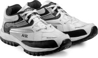 Corpus Density Running Shoes(White, Black)