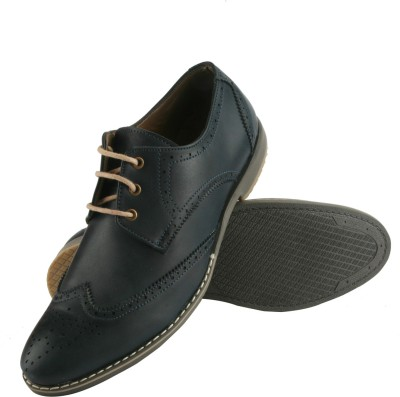Wave Walk Classy Broque Corporate Casuals Shoes