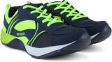 Terravulc Running Shoes (Green, Navy)