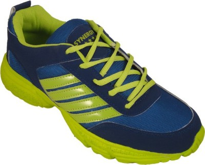 Action Synergy 7152 Blue/Green Walking Shoes